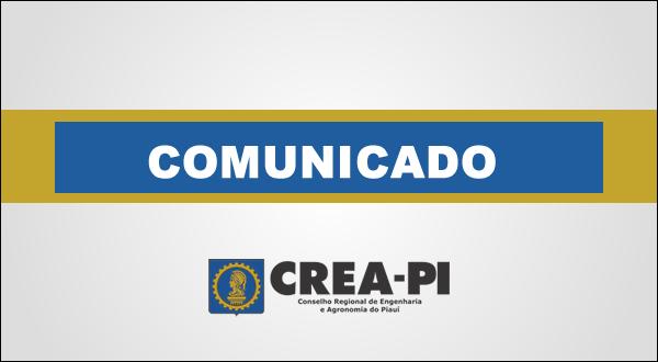 CREA-PI se manifesta contra resolução nº 480/2018 do CFBio