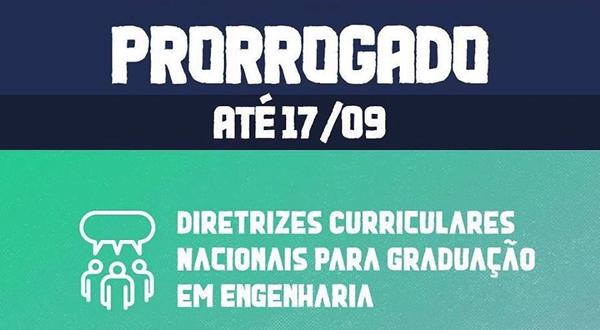 Consulta pública sobre Diretrizes Curriculares Nacionais de graduação em Engenharia foi prorrogada