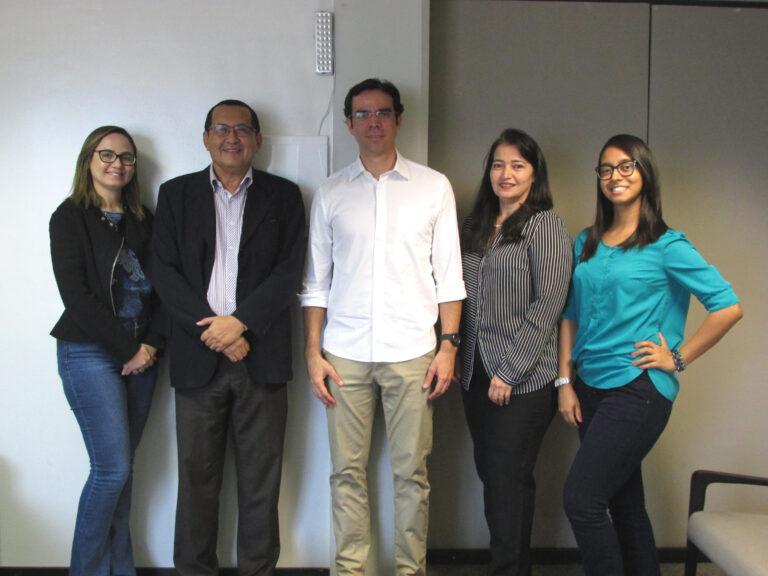 Crea-PI, através do Programa Jovem Engenheiro, alinha parceria com o Sebrae