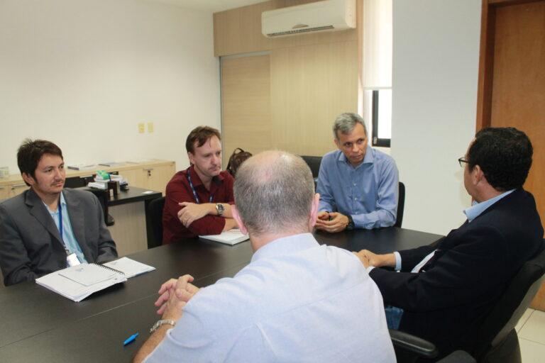 Crea-PI e Embrapa alinham parceria para cursos de capacitação no interior do Estado