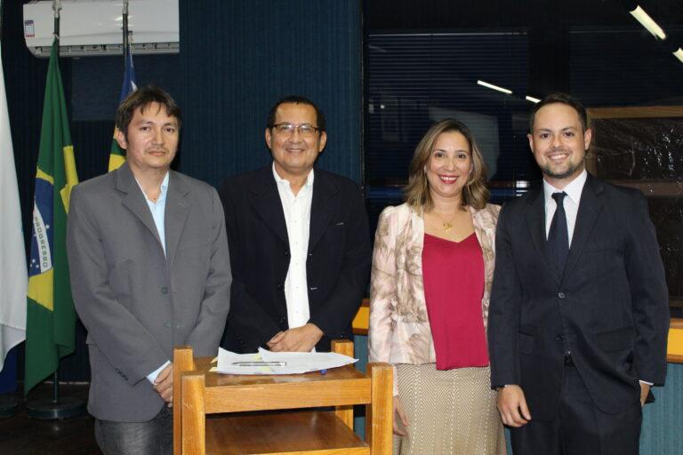 Crea-PI e CGU assinam Termo de Cooperação Técnica