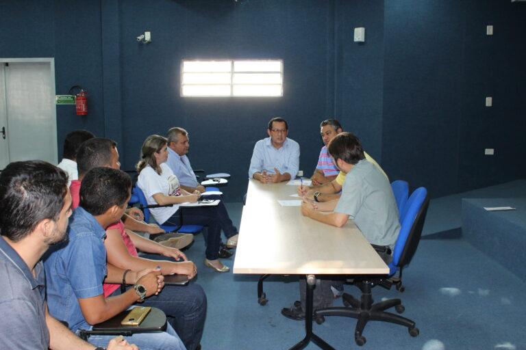Intensificação na fiscalização é tema de reunião entre o Crea-PI e a AEAMP