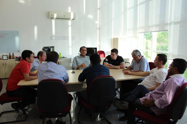 Crea-PI e Mútua-PI alinham ações de aproximação com instituições