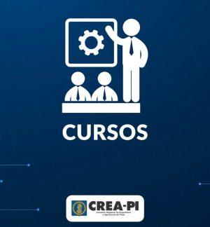 Confira os cursos do Crea-PI que estão com inscrições abertas!