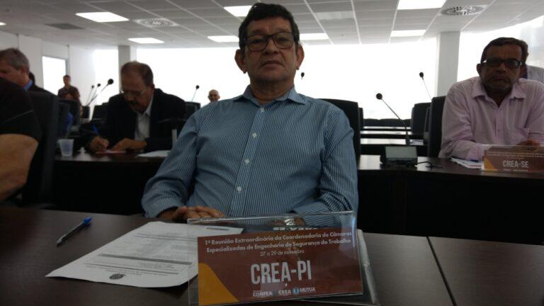 Coordenador da Comissão Permanente de Segurança do Trabalho participa da 1ª reunião nacional de Câmaras de Segurança