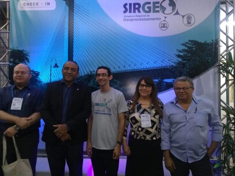 Crea-PI participa de abertura do I SIRGEO