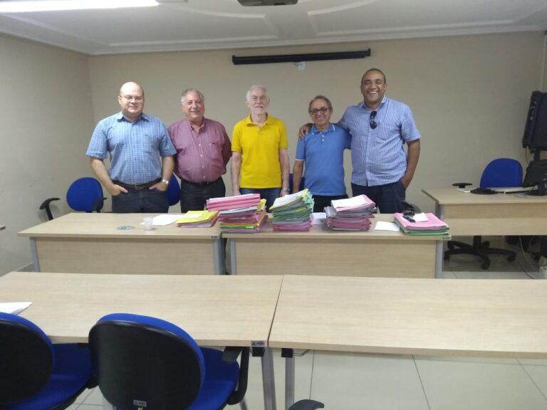 Cadastramento de cursos e  Instituições de ensino foi foco da Comissão de Educação do Crea-PI