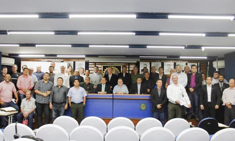 Crea-PI empossa Conselheiros e elege nova diretoria na primeira plenária de 2019