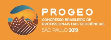 Inscrições abertas para o Congresso Brasileiro de Profissionais das Geociências