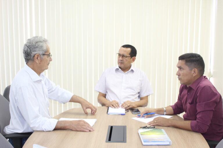 CREA-PI e CBH Parnaíba discutem realização de evento sobre segurança das barragens do Estado