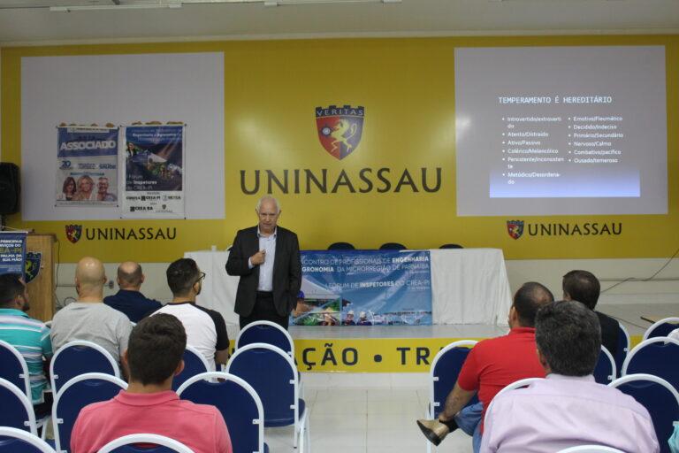 Palestrantes de renome nacional participam, em Parnaíba, de evento do CREA-PI