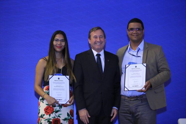 Conselheira do CREA-PI toma posse como Coordenadora Adjunta das Câmaras Especializadas de Agrimensura do Confea