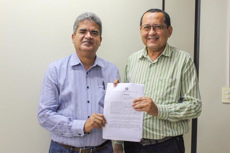 Crea-PI e Prefeitura de Corrente assinam Termo de Cooperação Técnica