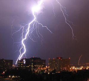 Cuidados com a eletricidade devem ser redobrados no período chuvoso