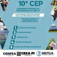 Divulgada as datas dos encontros microrregionais e o 10º CEP-PI