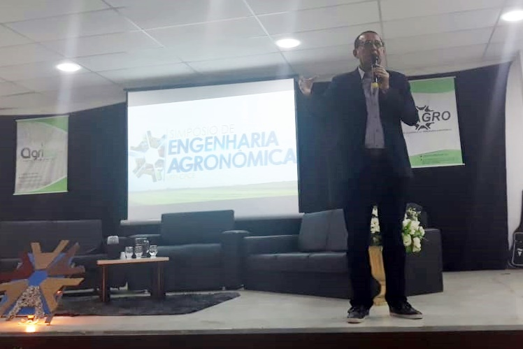 Presidente do CREA-PI participa do Simpósio de Engenharia Agronômica da UFPI em Bom Jesus