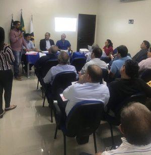 Crea-PI realiza Sessão Plenária Extraordinária em Floriano