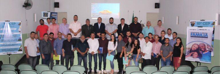 Profissionais de São Raimundo Nonato discutem demandas em Encontro Microrregional do 10º CEP