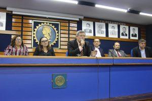 Presidente do Ibape Nacional prestigia evento de Avaliações de Imóveis Urbanos