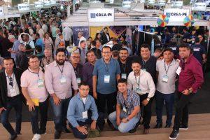 Crea-PI participa do maior evento da Engenharia e Agronomia nacional