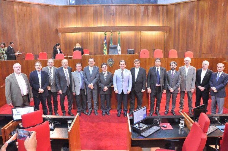 Assembleia Legislativa homenageia o Crea-PI pelos seus 44 anos