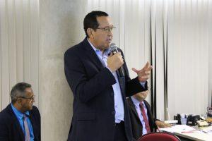 Presidente Ulisses Filho marca presença em audiência pública para reestruturação do Emater