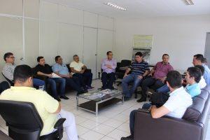 Ulisses Filho realiza o Conversando com o presidente no Dnit