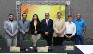 Crea-PI recebe a 4º Reunião Nacional de Engenharia de Segurança de Trabalho