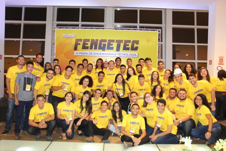 Presidente do Crea-PI participa da IV Fengetec