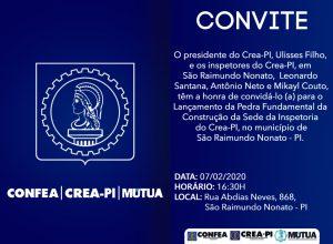 Solenidade marcará Lançamento da Pedra Fundamental da Construção da Inspetoria de São Raimundo Nonato. Confira a programação!