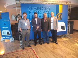 Comissão do Crea-PI participa de Seminário Eleitoral Federal 2020