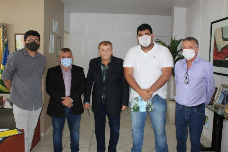 Presidente do Crea-PI participa de reunião para retorno das atividades da construção civil em Parnaíba