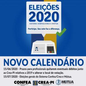 Eleições: Profissionais têm até 15 de junho para alterar local de votação