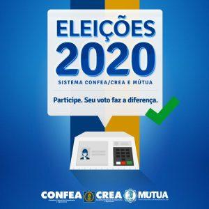 Eleições gerais do Sistema Confea/Crea e Mútua serão em 15 de julho