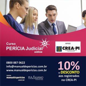 Rui Juliano Perícias realiza mais um curso de perícia