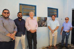Sala dos Profissionais e o auditório são inaugurados na Inspetoria do Crea-PI, em Oeiras