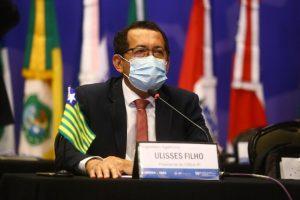Ulisses Filho é eleito coordenador adjunto do Colégio de Presidentes do Sistema Confea/ Crea e Mútua.