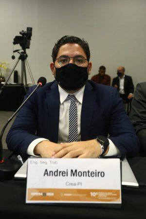 Andrei Costa é eleito coordenador da Câmara Nacional de Engenharia de Segurança do Trabalho