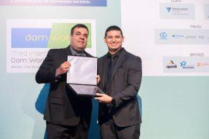 Engenheiro Wallison Carlos ganha prêmio de melhor tese de doutorado na área de estruturas.