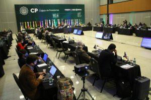 Colégio de Presidentes encerra segunda reunião de 2021