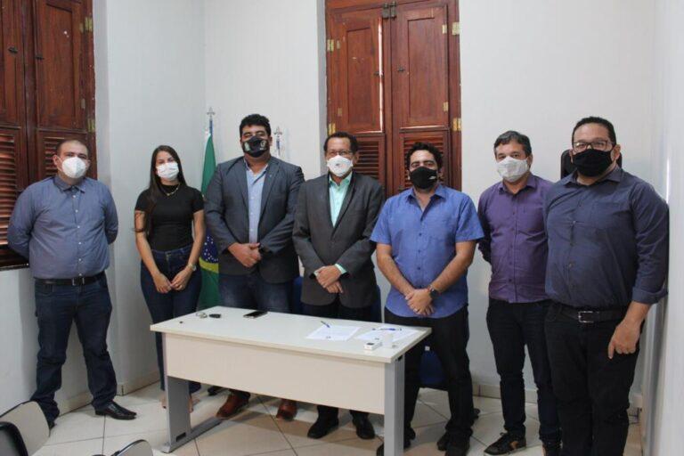 Crea-PI e a Prefeitura de Cajueiro da Praia firmam Convênio de Cooperação Técnica