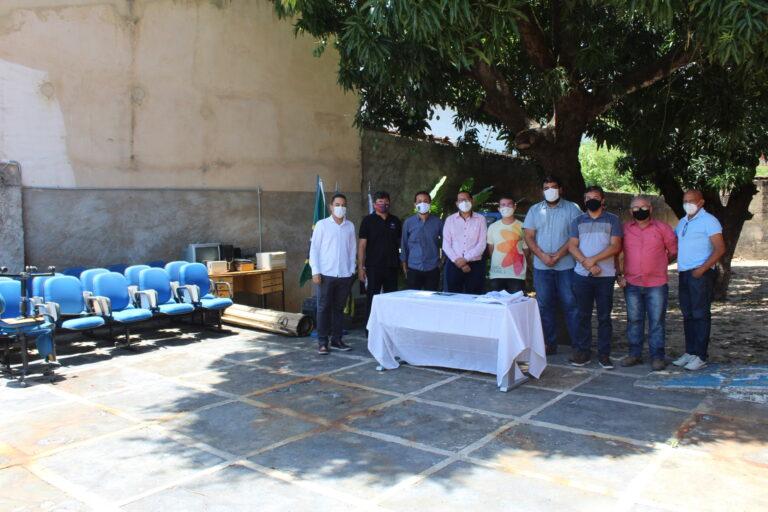 Crea-PI realiza doação de móveis para entidade filantrópica de Parnaíba